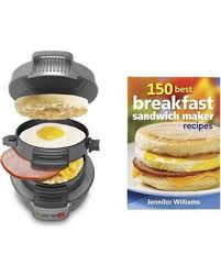 Deal Alert  f Hamilton Beach Breakfast Sandwich Maker