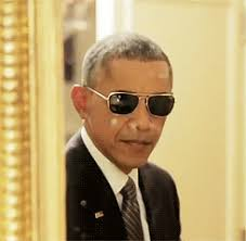 Obama Sunglasses Meme - why obama is the coolest president