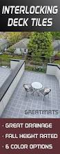 Patio Deck Tiles Rubber by Best 25 Interlocking Deck Tiles Ideas On Pinterest Wood Deck