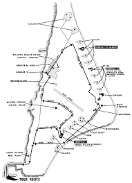 Cape Air Route Map by Cape Canaveral Air Force Station Maps