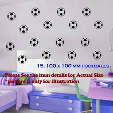 100 soccer wall mural clever kids room wall decor ideas soccer wall mural popular soccer sticker buy cheap soccer sticker lots from china