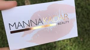 makeup business cards template dreaded artist card psd free