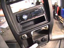 how to install a head unit and speakers step by step youtube