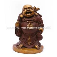 brass laughing buddha statue brass laughing buddha statue