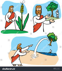 parables jesus stock vector 71040853 shutterstock