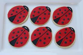 ladybug cookies ladybug cookies ladybug cookies ladybug and snacks
