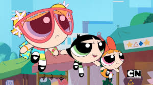powerpuff girls reboot shows clip collider