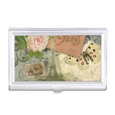 Vintage Business Card Case Vintage Travel Business Card Holders U0026 Cases Zazzle