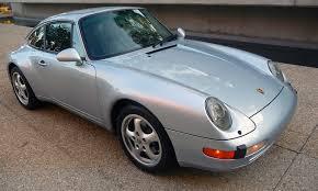 1996 porsche 911 for sale 1996 porsche 911 coupe 6 speed for sale on bat auctions