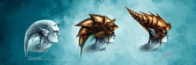 helmet design game fish armor helmet design by artofstreet on deviantart