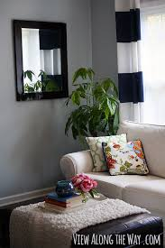 How To Make Your Own Drapes How To Paint Striped Curtain Panels