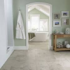 bathroom flooring ideas vinyl wall mount shower head wooden vanity