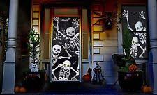 haunted house decorations haunted house decorations ghost door window covers 3