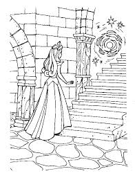 67 sleeping beauty disney coloring pages images