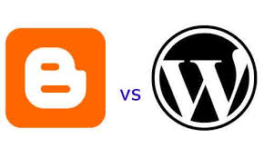 blogger atau blogspot perbedaan antara blogspot dan wordpress perbandingan blogger dengan