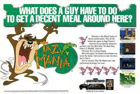 taz mania tag archives looney tunes
