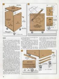Flip Top Tool Bench Plans