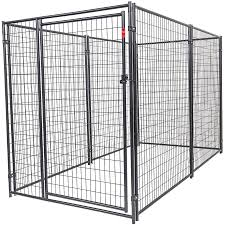 Kennel Floor Plans by Lucky Dog Welded Wire Uptown Dog Kennel 6 U0027x 4 U0027 X4 U0027 Walmart Com
