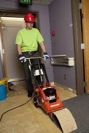 remove glued carpet or linoleum issue no 04 general