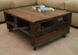 coffee table with caster wheels cool coffee table on wheels wall decoration and furniture ideas