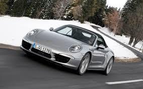 2013 porsche 911 horsepower 2013 porsche 911 4 and 4s drive motor trend