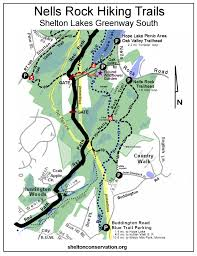 White Lake Michigan Map shelton trails