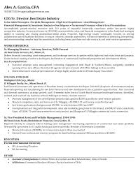 Real Estate Broker Resume Sample by Sample Real Estate Private Equity Resume