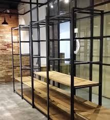 Ikea Kallax Shelving Unit Gloss Kallax Shelving Unit With Drawers High Gloss Grey Tall Metal