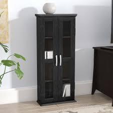 Vhs Storage Cabinet Dvd And Vhs Storage Wayfair