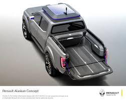 renault alaskan renault alaskan pick up truck top view unveiled indian autos blog