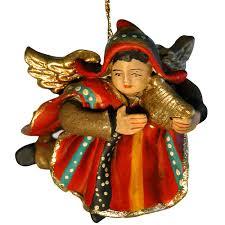 andean angel ornaments from peru fair trade handmade