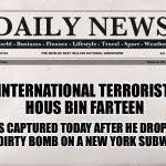 Newspaper Meme Generator - newspaper meme generator imgflip