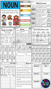 English Grammar Worksheets For Grade 2 Best 25 Proper Nouns Worksheet Ideas Only On Pinterest Proper