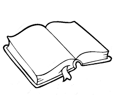 Book For Preschool Kids Coloring Page Coloring Sun Books Coloring Page