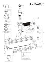 Engineered Flooring Stapler Buy Duo Fast Sureshot 1848 Engineered Wood Flooring Stapler