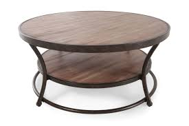 Mathis Furniture Ontario by Ashley Nartina Round Cocktail Table Mathis Brothers Furniture