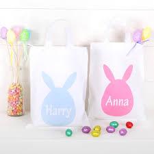 easter bags children personalised easter egg gift bag berry apple
