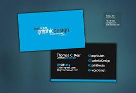 Design Visiting Card 21 Black Business Cards Design