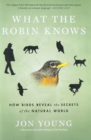 what the robin knows how birds reveal the secrets of the natural