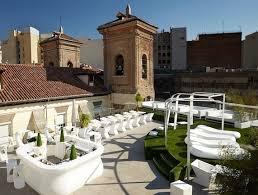 The Terrace Mediterranean Kitchen - 10 amazing rooftop terraces overlooking madrid
