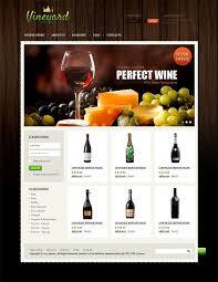 winery virtuemart templates u0026 themes free u0026 premium free
