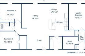open layout floor plans steel home kit plan open layout floorplans metal houses