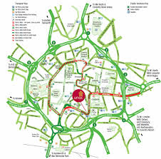 map uk coventry universal accommodation unac student houses visit us