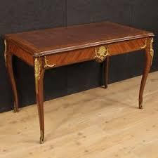 scrivanie stile antico scrivania francese scrittoio bois de bronzi dorati mobile