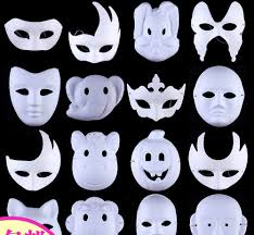 all white halloween mask high quality mask white buy cheap mask white lots from high