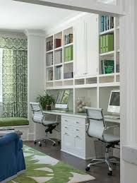 Modern Home Office Ideas And Designs For The Family  RenoGuide - Modern home office design ideas