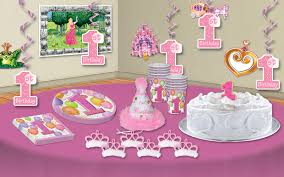 baby girl 1st birthday themes fairy tale birthday party ideas partycheap