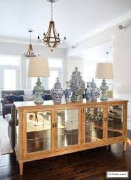 furniture nice mirrored buffet for living room design with