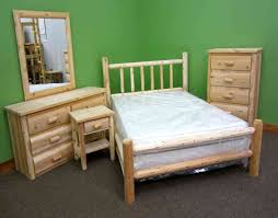 log bedroom furniture log furniture and beds