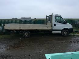 2011 61 plate iveco daily 35s11 mwb dropside body